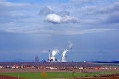 Poluição ambiental Imagem de Stock Royalty Free