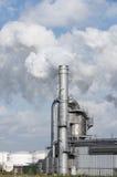 Poluição ambiental e aquecimento global Imagens de Stock