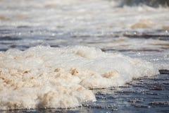 Poluição de água Imagem de Stock Royalty Free