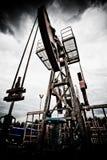 Poluição do combustível fóssil e do aquecimento global Fotografia de Stock Royalty Free