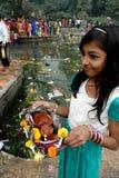 Poluição para o festival Imagem de Stock