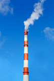 Poluição ambiental da indústria pesada Fotografia de Stock