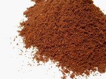 Polvere 3 del caffè Immagini Stock