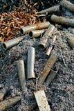 Polvere del ferro Immagini Stock Libere da Diritti