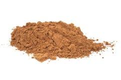 Polvere di cacao Immagine Stock Libera da Diritti