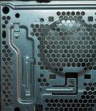 polvere e polline in caso del computer immagine stock libera da diritti