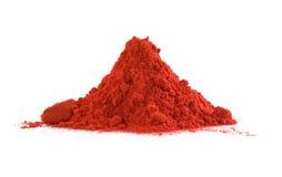 Polvere rossa Immagini Stock Libere da Diritti