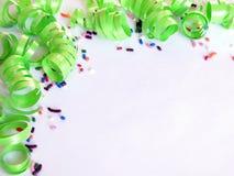 Polvilha e espirala Fotografia de Stock Royalty Free