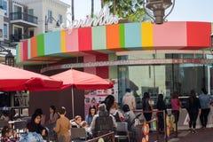 Polvilha em Glendale Foto de Stock Royalty Free