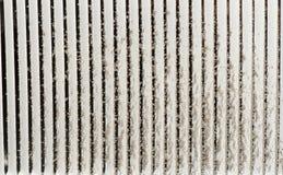 Polvo de la ventilación Fotografía de archivo libre de regalías