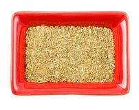 Polvo de Masala del curry en un cuenco Foto de archivo libre de regalías