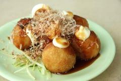 Polvo de Tokoyaki Foto de Stock Royalty Free
