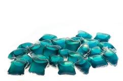 Polvo detergente Fotos de archivo libres de regalías