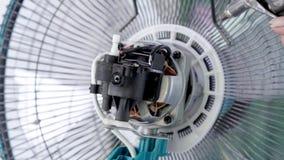 Polvo en la fan