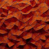 poly 3D lågt Vektor Illustrationer