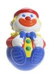 poly roly jouet de clown Photographie stock