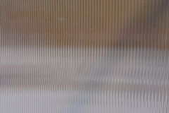 Polycarbonaatoppervlakte Royalty-vrije Stock Afbeeldingen