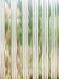 Polycarbonate material texture Royalty Free Stock Image
