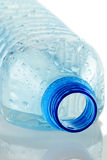 Polycarbonate plastic bottle of mineral water Royalty Free Stock Photography
