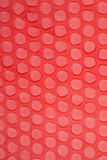 Polyethylene package with bubbles Royalty Free Stock Photography