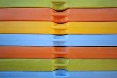 Polyethylene swimming board Stock Image
