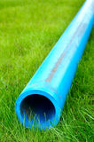 Polyethylene water pipes Royalty Free Stock Image