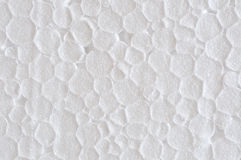 Polyfoam texture Royalty Free Stock Photos
