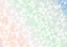 polygon royaltyfri illustrationer
