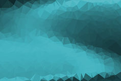 Polygon Abstract background Royalty Free Stock Photography
