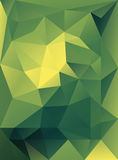 Polygon background Royalty Free Stock Image