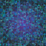 Polygon Background Royalty Free Stock Photos