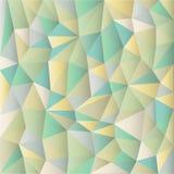 Polygon background. Stock Photo