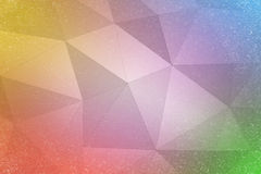 Polygon Background Royalty Free Stock Photo