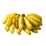Polygon banana Royalty Free Stock Images