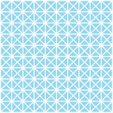 Polygon blue and white pattern. Vector graphic blue and white wallpaper Stock Photo