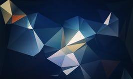 Polygon Design Stock Photography