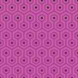 Polygon Geometrical Pattern Royalty Free Stock Photo