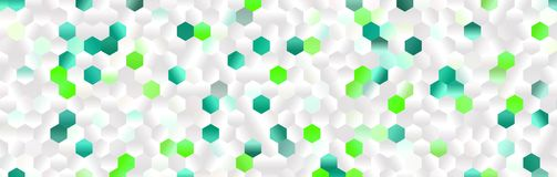 Hexagon abstract background. Polygon hexagon abstract background. design geometrical texture. pattern honeycomb Stock Photos