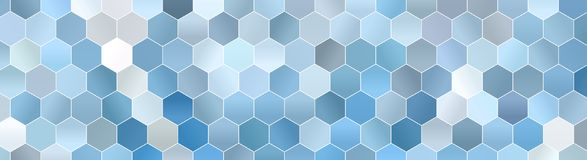 Hexagon abstract background. Polygon hexagon abstract background. design geometrical texture. pattern honeycomb Royalty Free Stock Photo