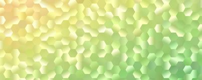 Hexagon abstract background. Polygon hexagon abstract background. design geometrical texture. pattern honeycomb royalty free illustration