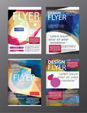Polygon Modern Brochure Layout design template.Flyer Leaflet cov. Er Presentation e vector illustration