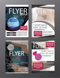 Polygon Modern Brochure Layout design template. Flyer Leaflet cov. Er Presentation eps. 10 vector illustration