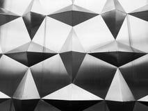 Polygon och geometriska former Fotografering för Bildbyråer