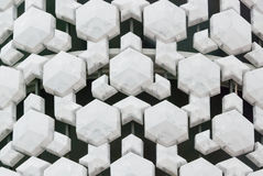 Polygon Pattern Royalty Free Stock Image