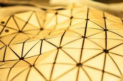 Polygon texture Royalty Free Stock Image