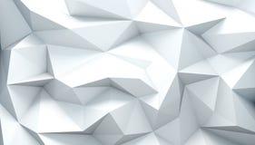 Polygonal ανασκόπηση Στοκ Φωτογραφίες