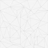 Polygonal σχέδιο υποβάθρου Στοκ Εικόνες