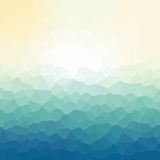 Polygonal υπόβαθρο μωσαϊκών, διανυσματική απεικόνιση, επιχειρησιακό σχέδιο Στοκ εικόνα με δικαίωμα ελεύθερης χρήσης