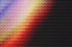 Polygonal υπόβαθρο σχεδίου σχεδίων τριγώνων, πολύγωνο μωσαϊκών απεικόνιση αποθεμάτων