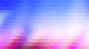 Polygonal υπόβαθρο σχεδίου σχεδίων τριγώνων, σύγχρονο ελεύθερη απεικόνιση δικαιώματος